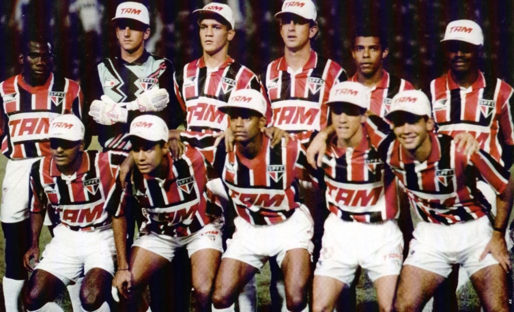 São Paulo Copa Conmebol 1994