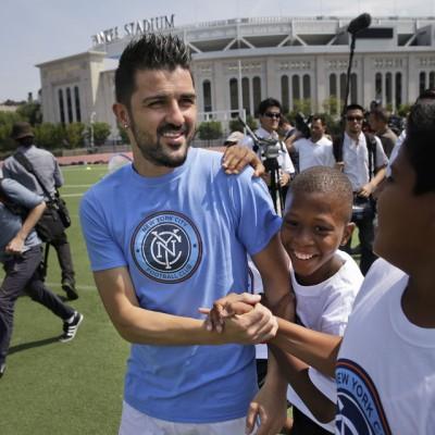 El 'Guaje' Villa, la cara del NYCFC (foto: si.wsj.net)