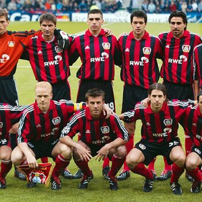 Bayer Leverkusen 2002