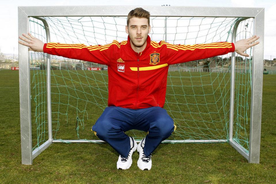 De Gea selección española