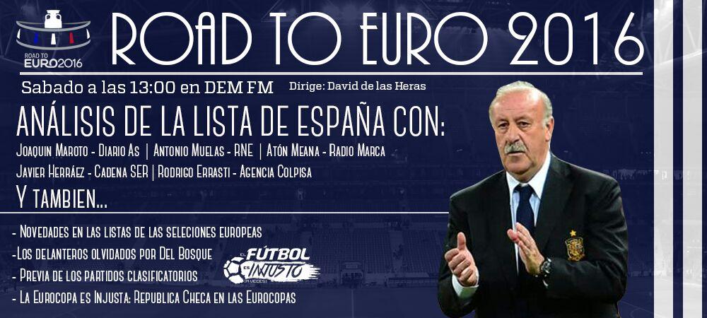 Road to Euro 2016, La Eurocopa es Injusta