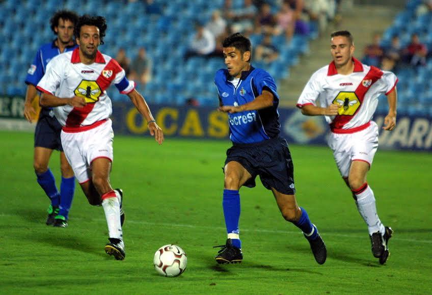 Álvaro Benito en el Getafe CF