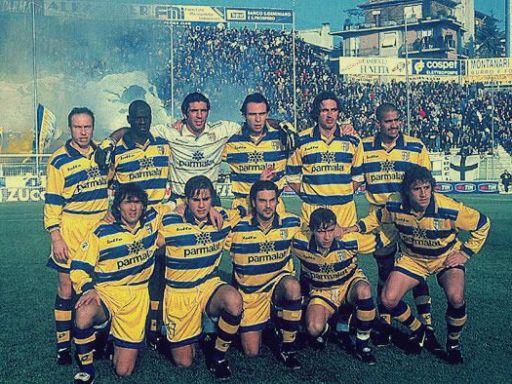 La llama del fútbol se apaga en Parma