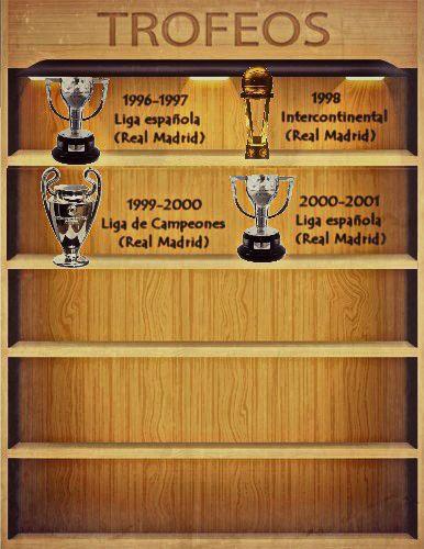 Trofeos Álvaro Benito