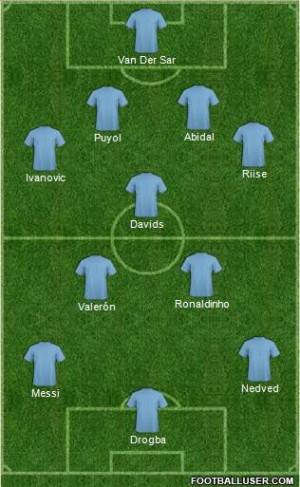 Mi 11 ideal (Foto: footballuser.com)