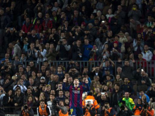 La noche del forastero en el Camp Nou