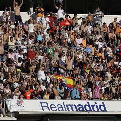 Aficion Real Madrid