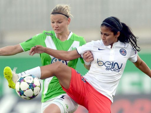 FFC Frankfurt y Paris Saint-Germain final de la UEFA Women's Champions League