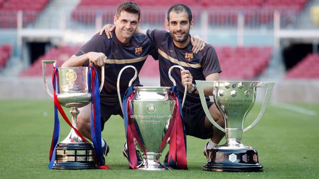 Pep y Tito