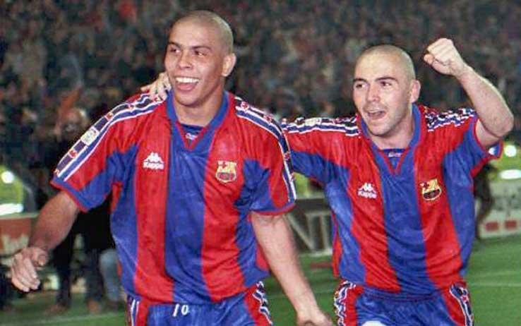 Ronaldo y de la Peña