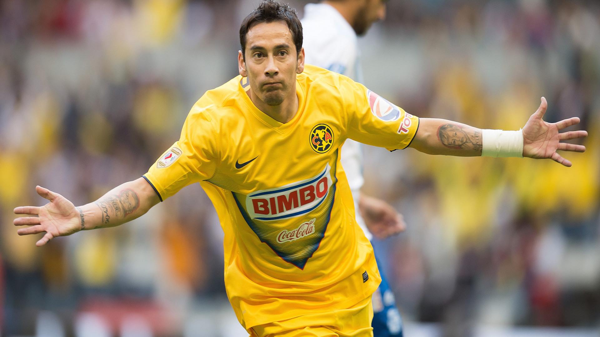 Rubens Sambueza, jugador clave del América