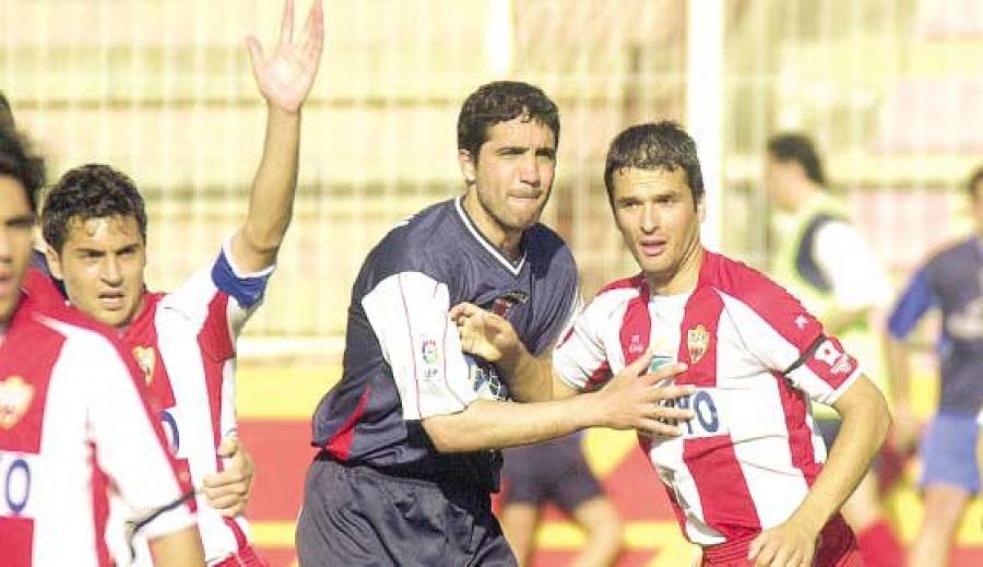 César Jiménez UD Almería