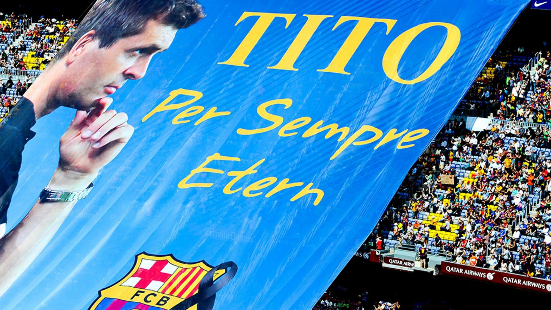 Mosaico Tito Vilanova