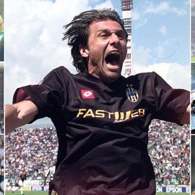 Juventus Conte Serie A Scudetto 2002