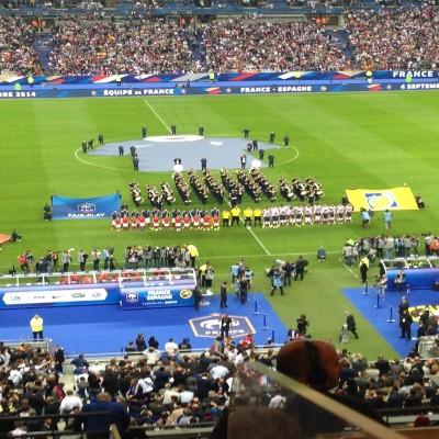 Himno Francia y España