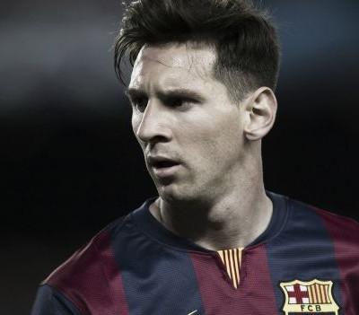 Leo-Messi-FC Barcelona