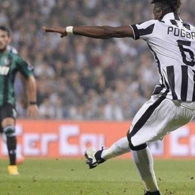 Paul Pogba Gol Juventus