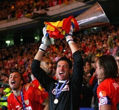 Sevilla UEFA 2007 campeon