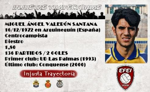 Ficha Miguel Ángel Valerón