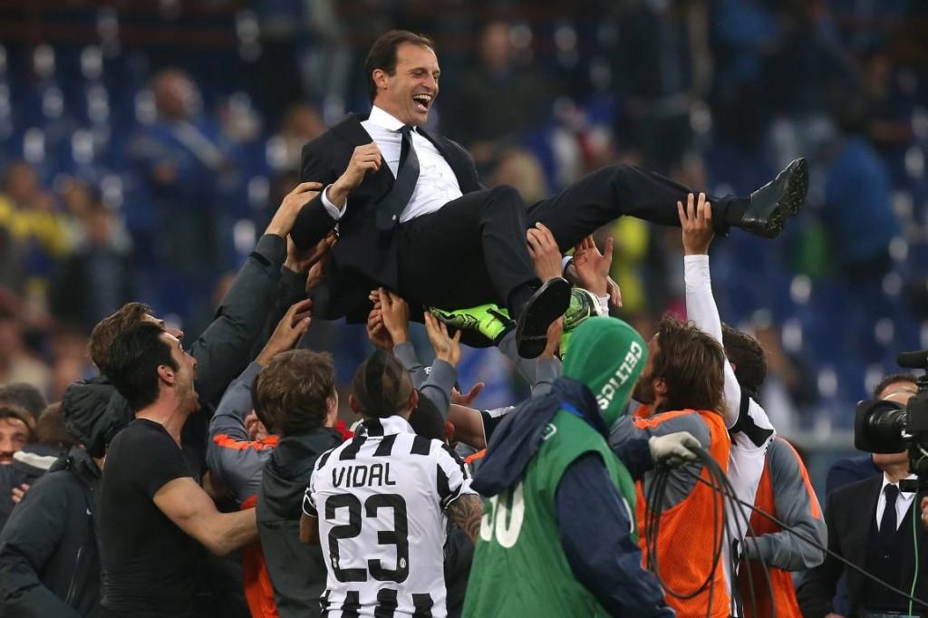La Juventus ha ganado su cuarta liga consecutiva esta temporada.