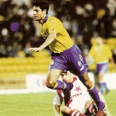 Miguel Ángel Valerón UD Las Palmas