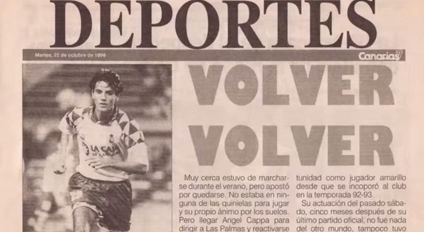 Miguel Ángel Valerón prensa