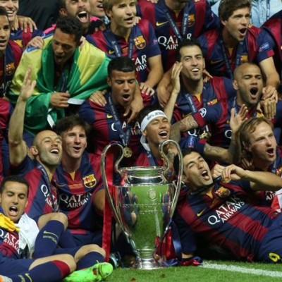 Barcelona campeón Europa 2015