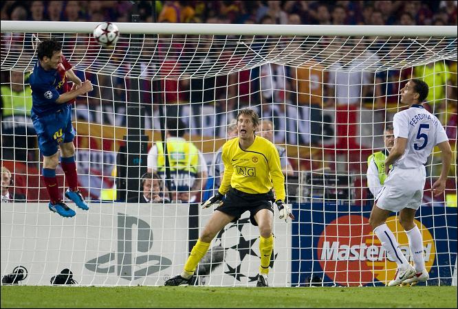 Messi Roma