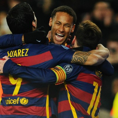 Messi Suarez Neymar
