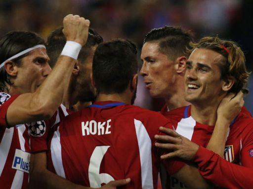Atlético de Madrid, rondando un sueño