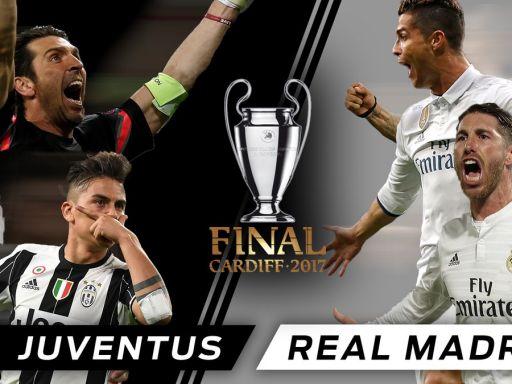 Juventus de Turín – Real Madrid CF, cita con la historia