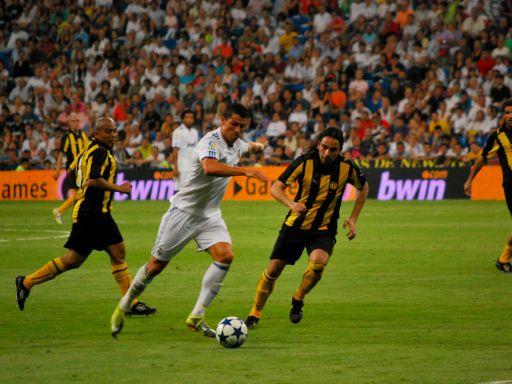 El Madrid mantiene su esencia en Europa