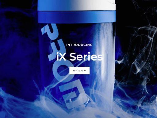 PROMiXX iX-R revoluciona el mundo de las botellas mezcladoras